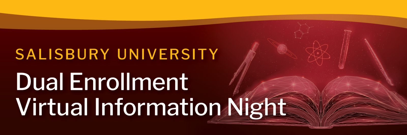 Salisbury University Virtual Dual Enrollment Banner